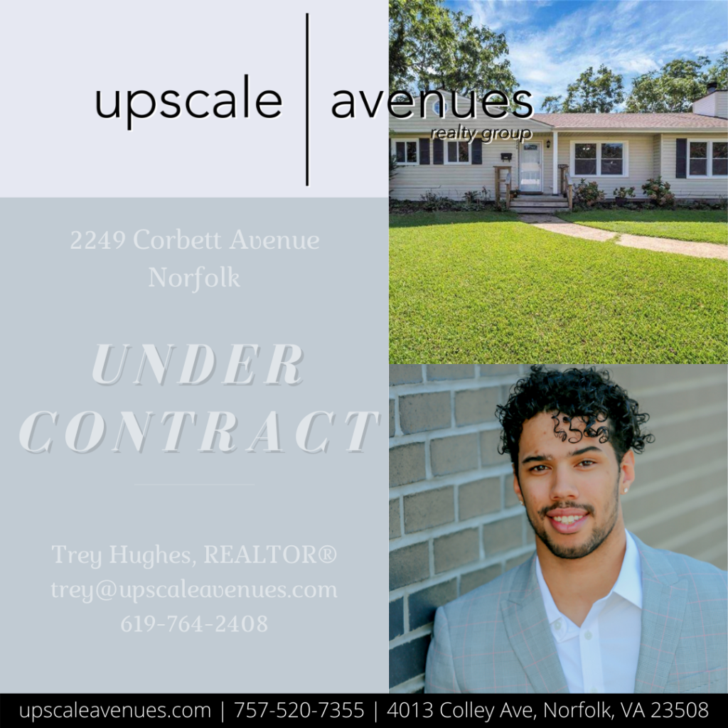 2249 Corbett Avenue Norfolk - Under Contract