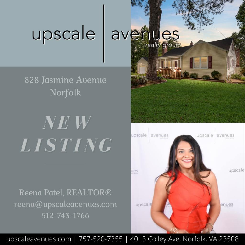 828 Jasmine Avenue Norfolk - New Listing