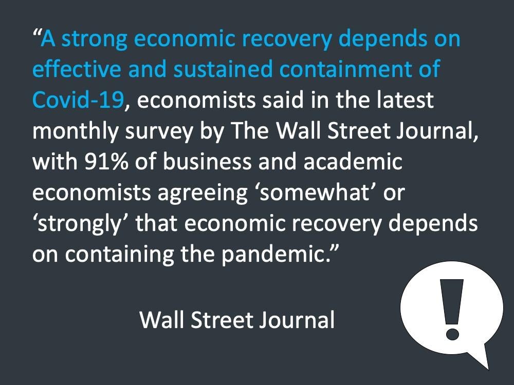KCM economic recovery COVID-19