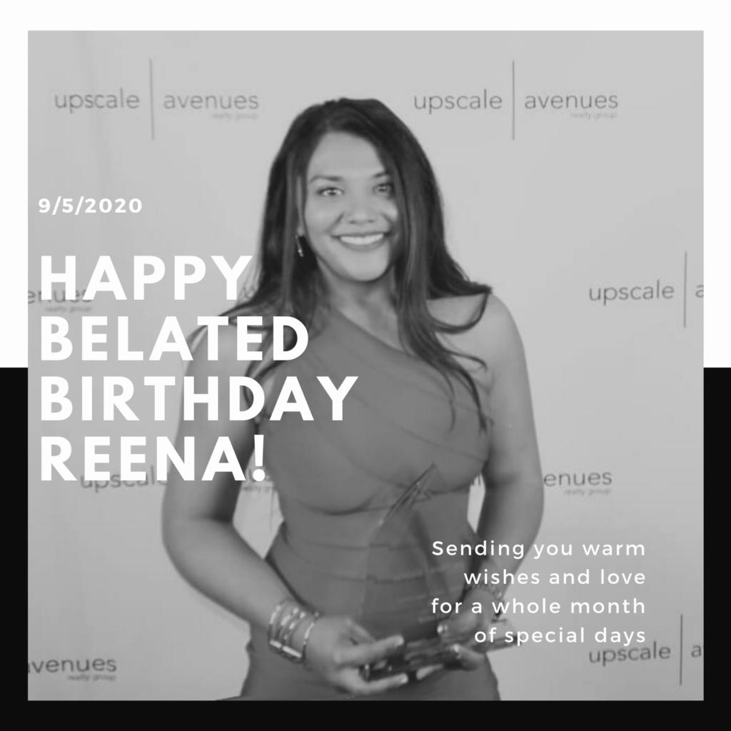 Birthday - Reena
