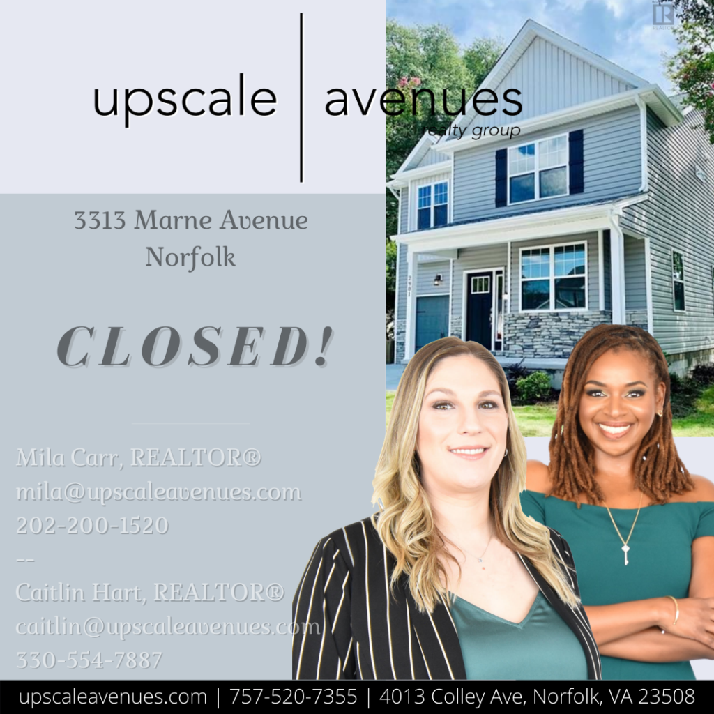 3313 Marne Ave Norfolk - Closed