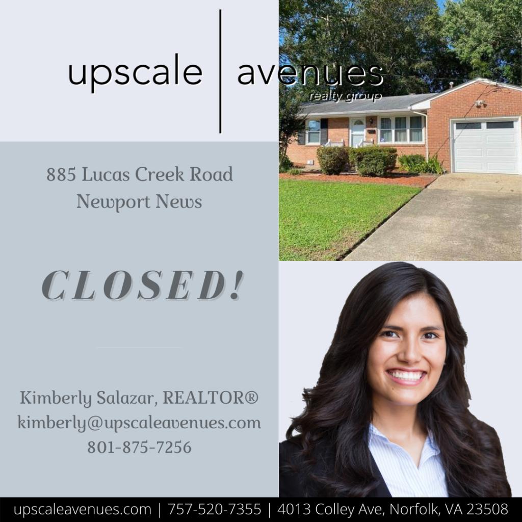 885 Lucas Creek Rd Newport News - Closed