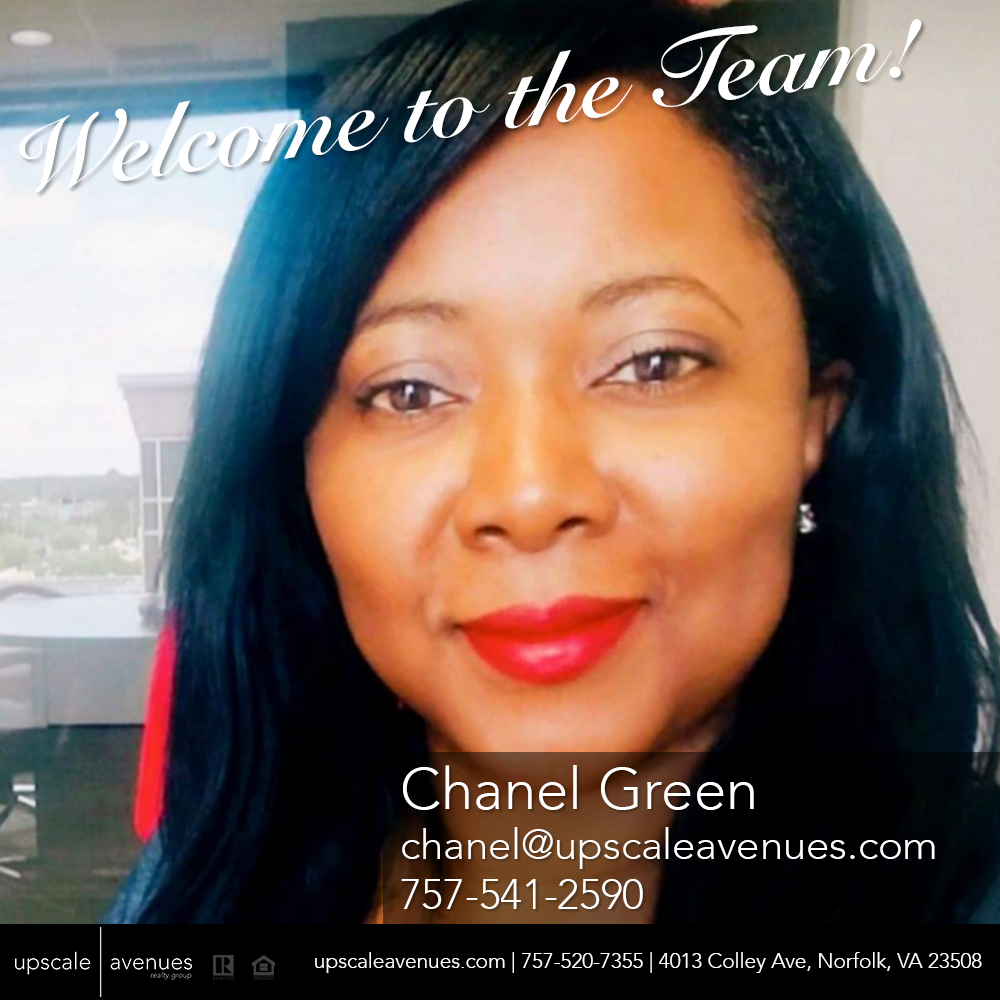 Welcome To The Team - Chanel Green