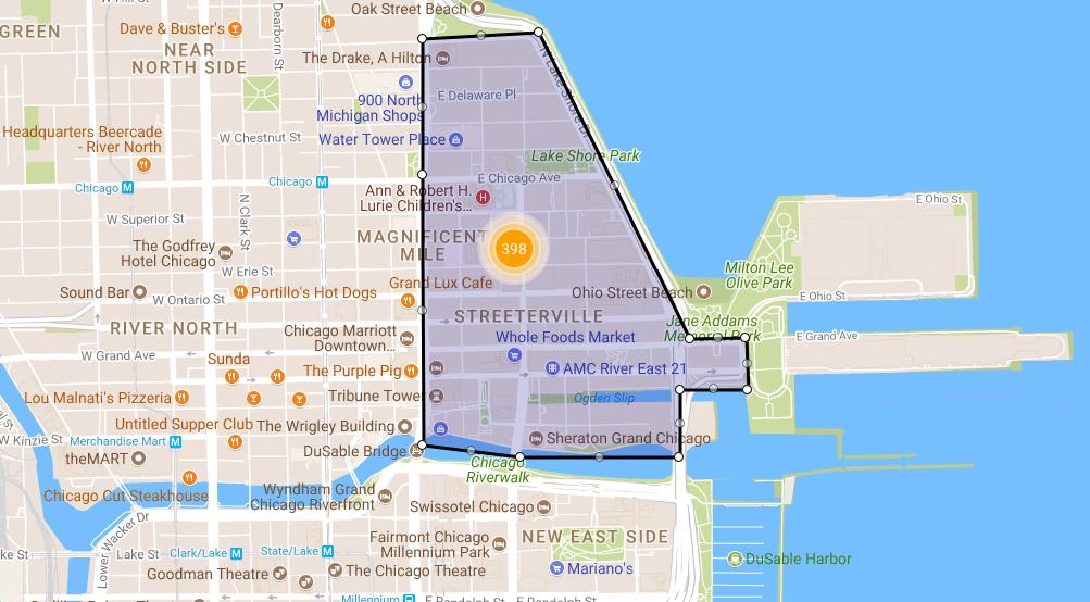 chicago streeterville real estate