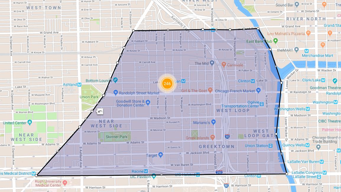 Chicago West Loop Real Estate