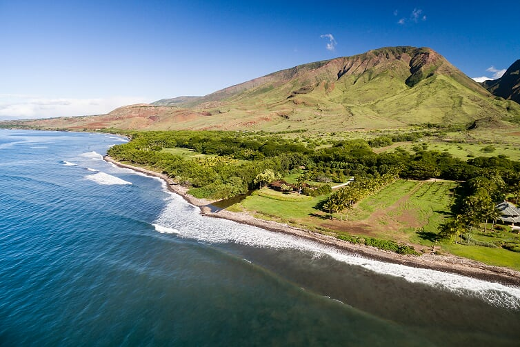 Check out olowalu oceanfront home for sale