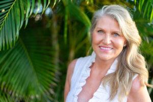 Peggy Lyn Speicher Maui Hawaii Headshot