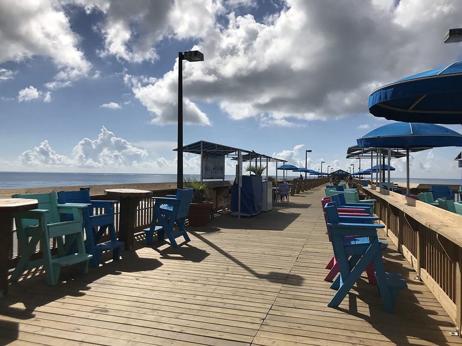 Consistently Voted Best Fishing And Entertainment Pier! Garden City ...