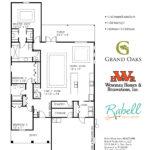 Grand Oaks Floor Plans - Ashton by Mike Weseman