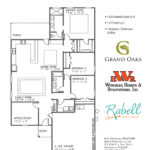 Grand Oaks Floor Plans - Emerson by Mike Weseman