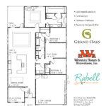 Grand Oaks Floor Plans - Isabella by Mike Weseman