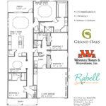 Grand Oaks Floor Plans - Paisley by Mike Weseman