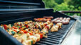 Grilling and Chilling, the Safe Way