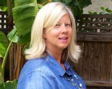 Katrina Geevers-Collins, Landrum PTO President