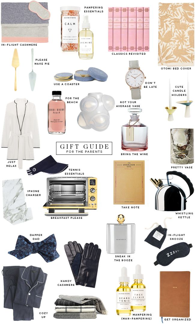 Savvy Home Parent Gift Guide