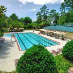 Marsh Landing, FL Country Club: Pool.