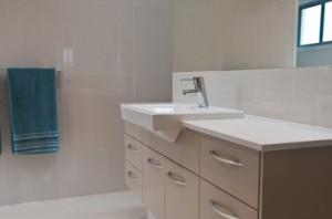 plain bathroom