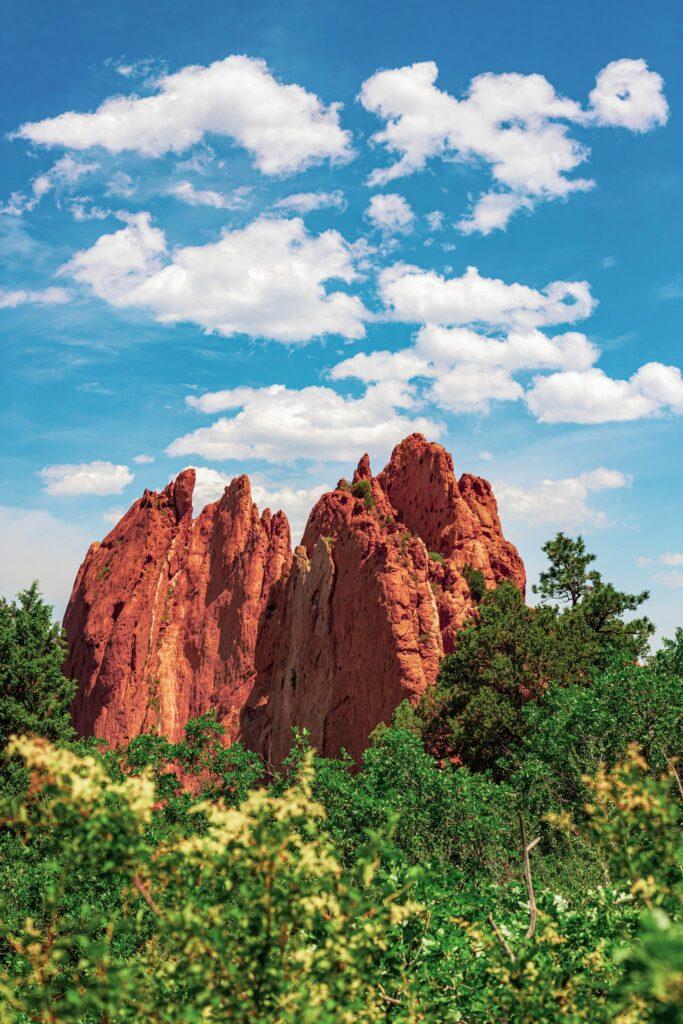 Garden of the Gods - Colorado