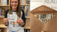 110% Teacher Award to Tara Ezell