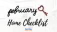 February Home To-Do's