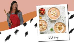 BLT Soup Header