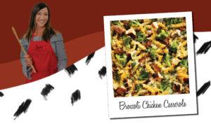 Broccoli Casserole Header
