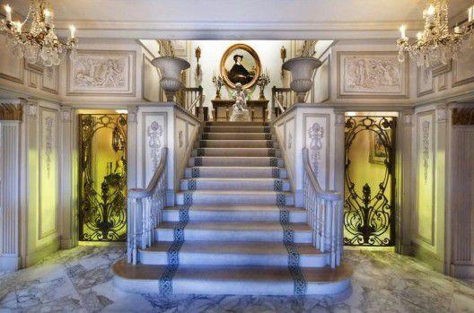 Original foyer
