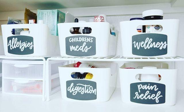 organized meds