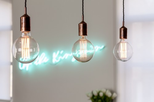 What is mood lighting?