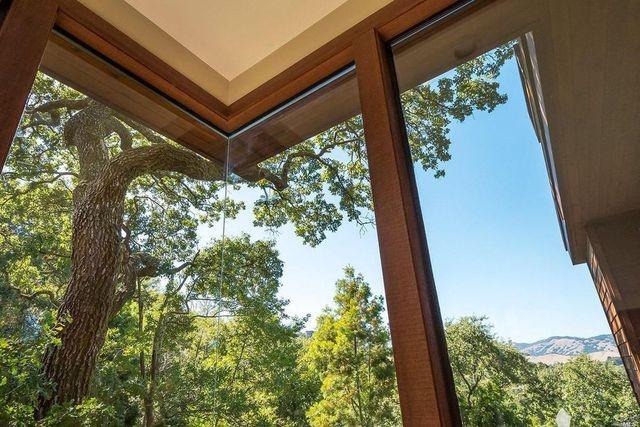 Large Window in Wilson home