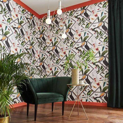 Toucan decor