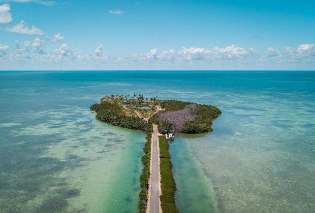 Terras Key private island
