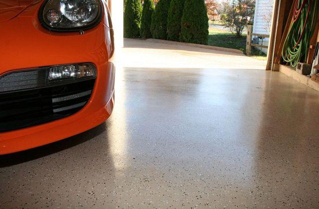 garage floor kit