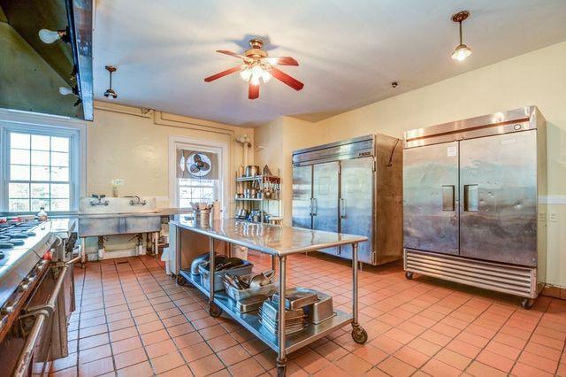 Kitchen Thayer estate from Little Women