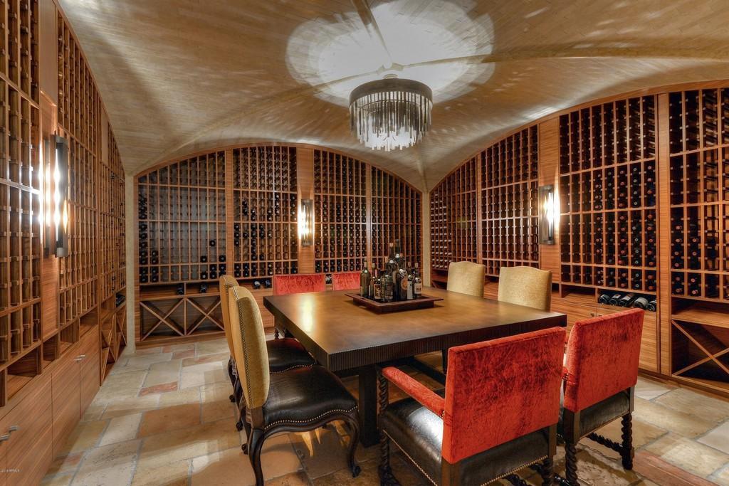 Wine room Phoenix, AZ