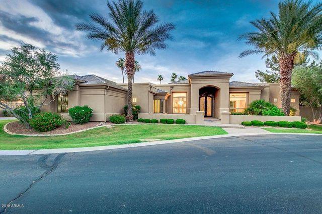 Tyrann Mathieu's Arizona home