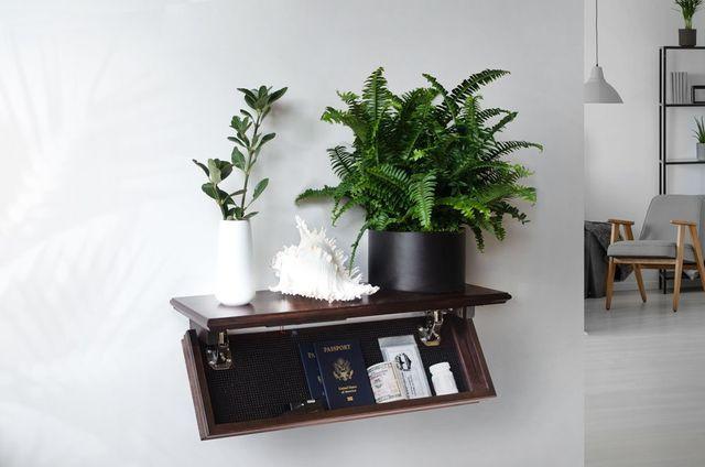 safe shelf