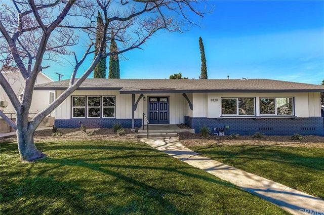 North Hills, CA ranch flip or flop exterior