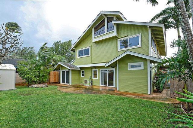 Haleiwa Hi home exterior