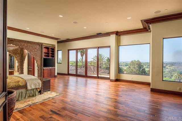 Owner's suite Mike Love house Rancho Santa Fe