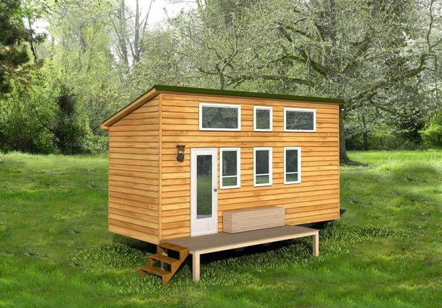 American Tiny House Phoenix model