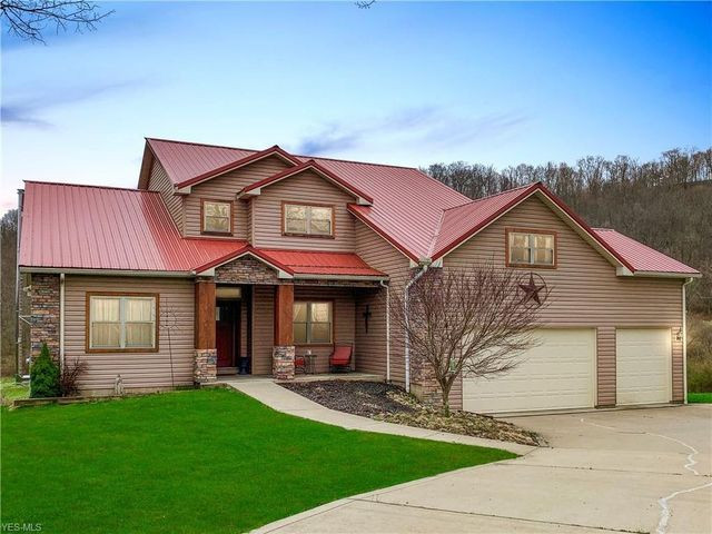 Bloomingdale, OH home exterior