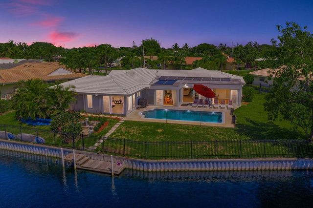 Juno Beach, FL waterfront house