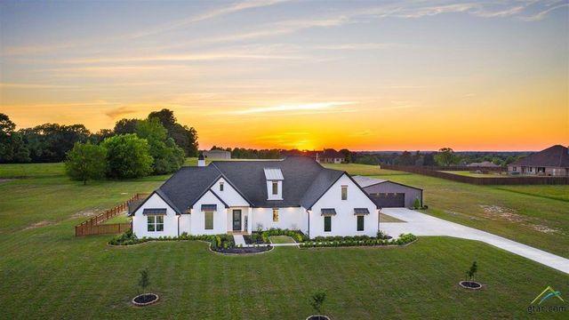 Longview, TX modern farmhouse exterior