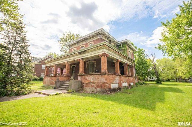 Perkin IL historic house