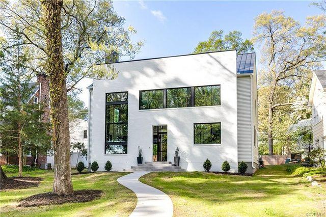 Richmond, VA contemporary home exterior