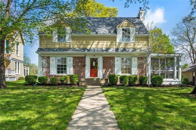 Harrisonville Mo house exterior