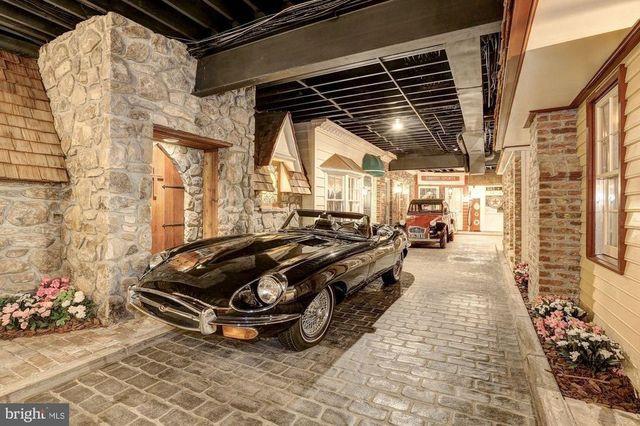 Basement town cars