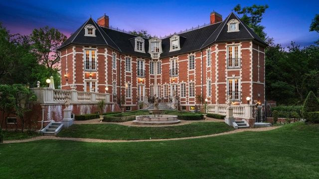 Worcester MA french mansion