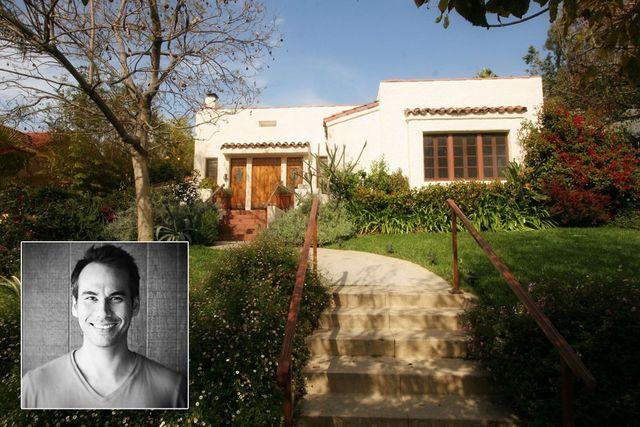 Dan Shiplacoff and L.A. home